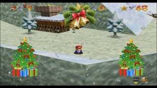 Christmas Special Let's Play Super Mario 64 Cool, Cool Mountain