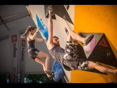Triglav The Rock Ljubljana 2018 - Finals