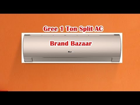 কম দামে গ্রি এসি কিনুন || 1 Ton Gree AC Price in Bangladesh || 12000 BTU ||  Split AC||
