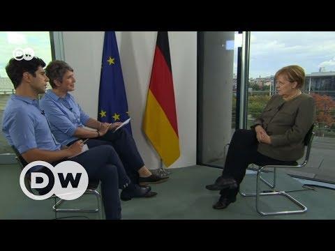 Ангела Меркель в