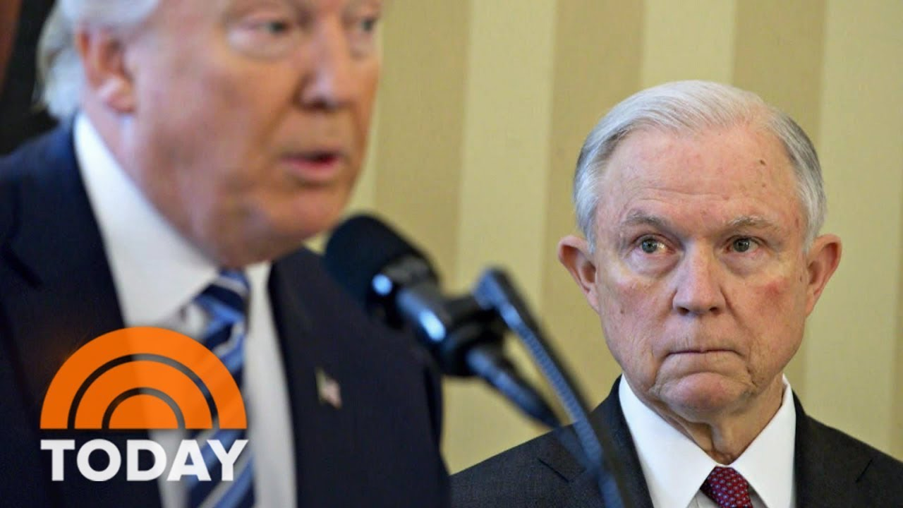 Chuck Todd: Attorney General Jeff Sessions Statements Are 'Hard To Fathom'   TODAY