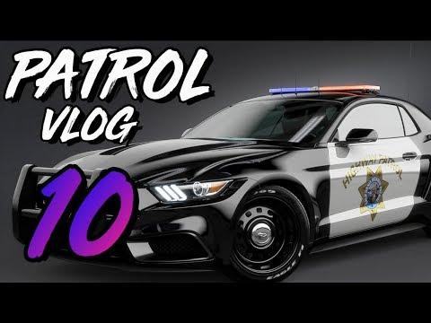 SENIOR CITIZEN GUN BATTLE! (Virtual Ride Along Ep 10)