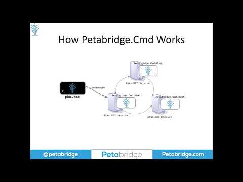 Introduction to Petabridge.Cmd - an interactive CLI for managing Akka.NET applications