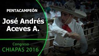 CHARRO COMPLETO Jose Andres Aceves EL CHIRINGAS  - CHIAPAS 2016