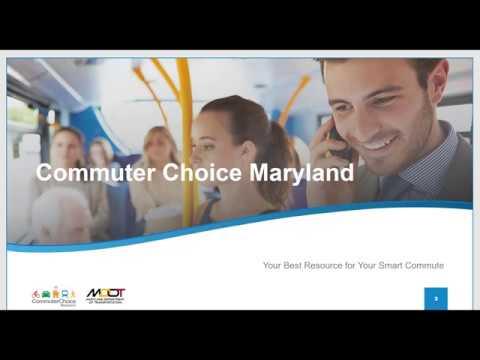 Commuter Choice Maryland - Employers