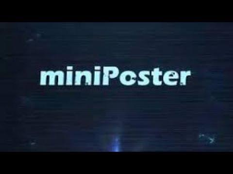 Обучение по MiniPoster. Шаблон для авторизации, сбора бонусов и вывод баланса в программе