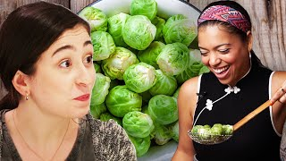 Can Chefs Make Brussels Sprout-Haters Change Their Mind?