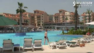 Gambar cover STAFA REISEN Hotelvideo: Grand Pearl Beach Resort & Spa, Side