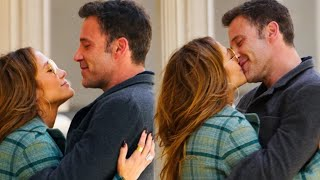 Jennifer Lopez and Ben Affleck's PDA in NYC!