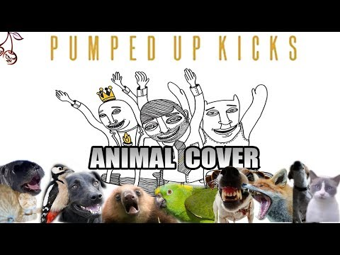 Foster The People - Pumped Up Kicks (Animal Cover) [only_animal_sounds]
