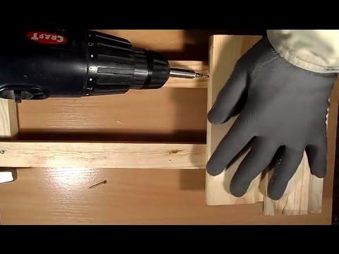 Эффективное крепление деревянной вагонки на саморезы Дачный мастер на все руки