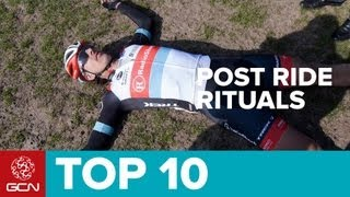 Top 10 Post Ride Rituals - Recover Like A Pro
