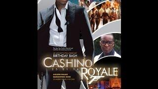 Cashino Royale (birthday Bash 25.01.2014)