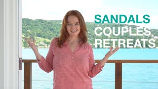 Dr. Pataky welcomes couples to Sandals BeLove Retreat