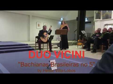 Bachianas Brasileiras No. 5 - Villa Lobos