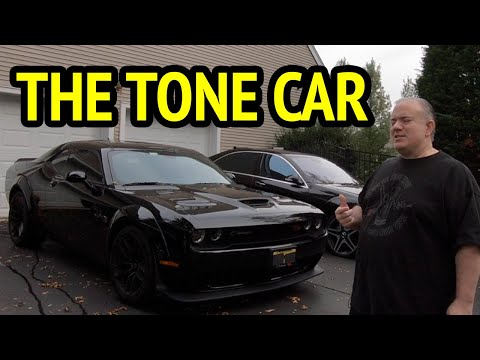 New Car Day - Dodge Challenger R/T Scat Pack Widebody Overview