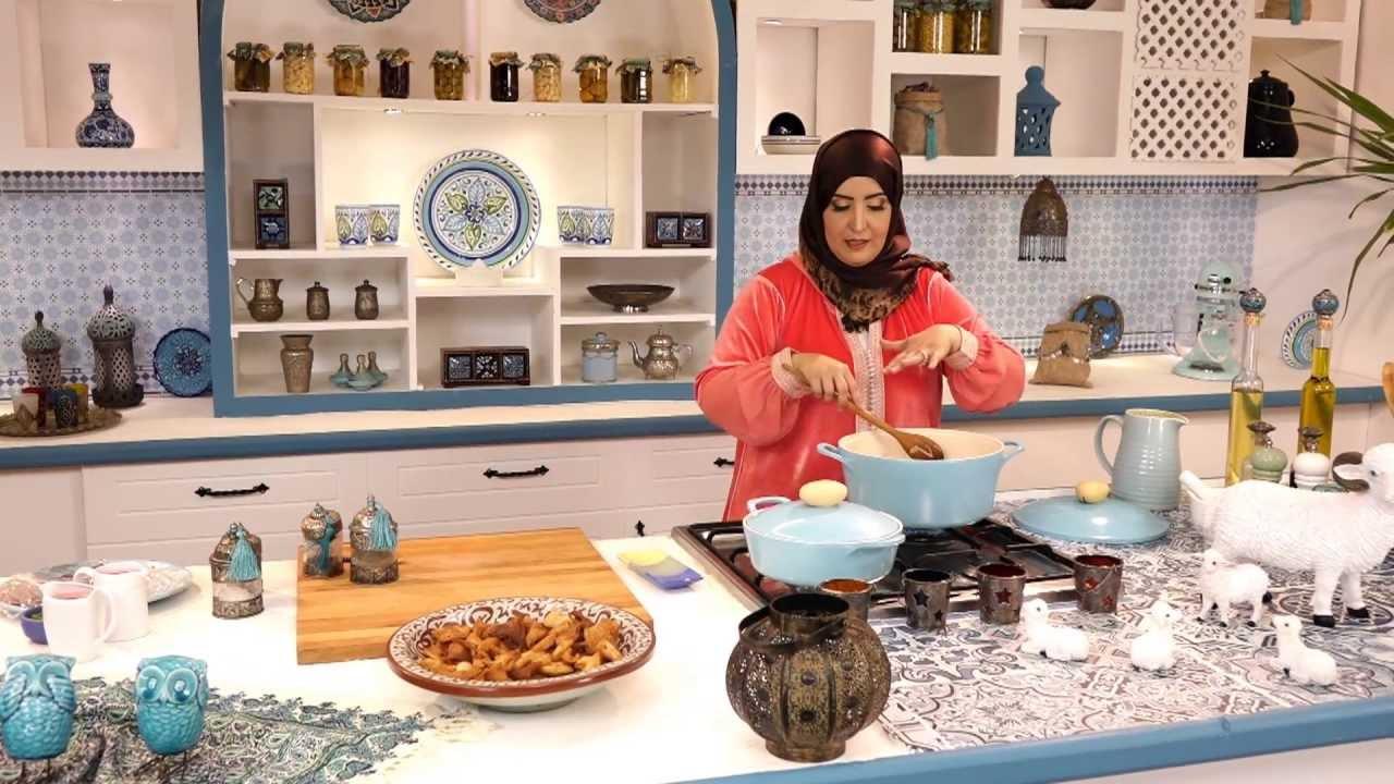 فته حلويات +بسطرمه - مطبخ آسيا - آسيا عثمان - الجزء الاول