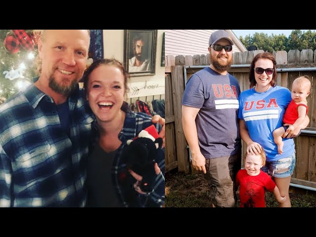 Sister Wives Star Maddie Brown Shares Her One Year Old Daughter Hospitalized As She Is Suffering..