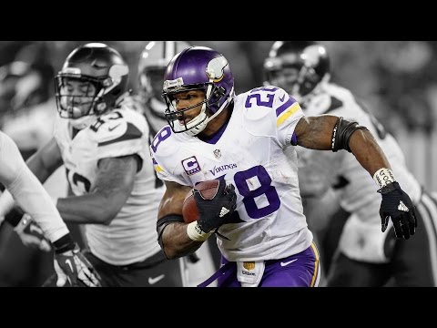 "Adrian Peterson || ""Purple Jesus"" 