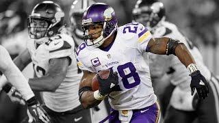 "Adrian Peterson || ""Purple Jesus"" || ᴴᴰ Ultimate Career Highlights"