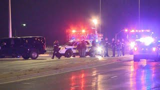 Witness describes dramatic shooting on Hwy. 410 in Brampton