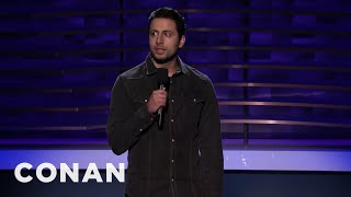 Fahim Anwar Describes The Future To A Person From The Past - CONAN on TBS