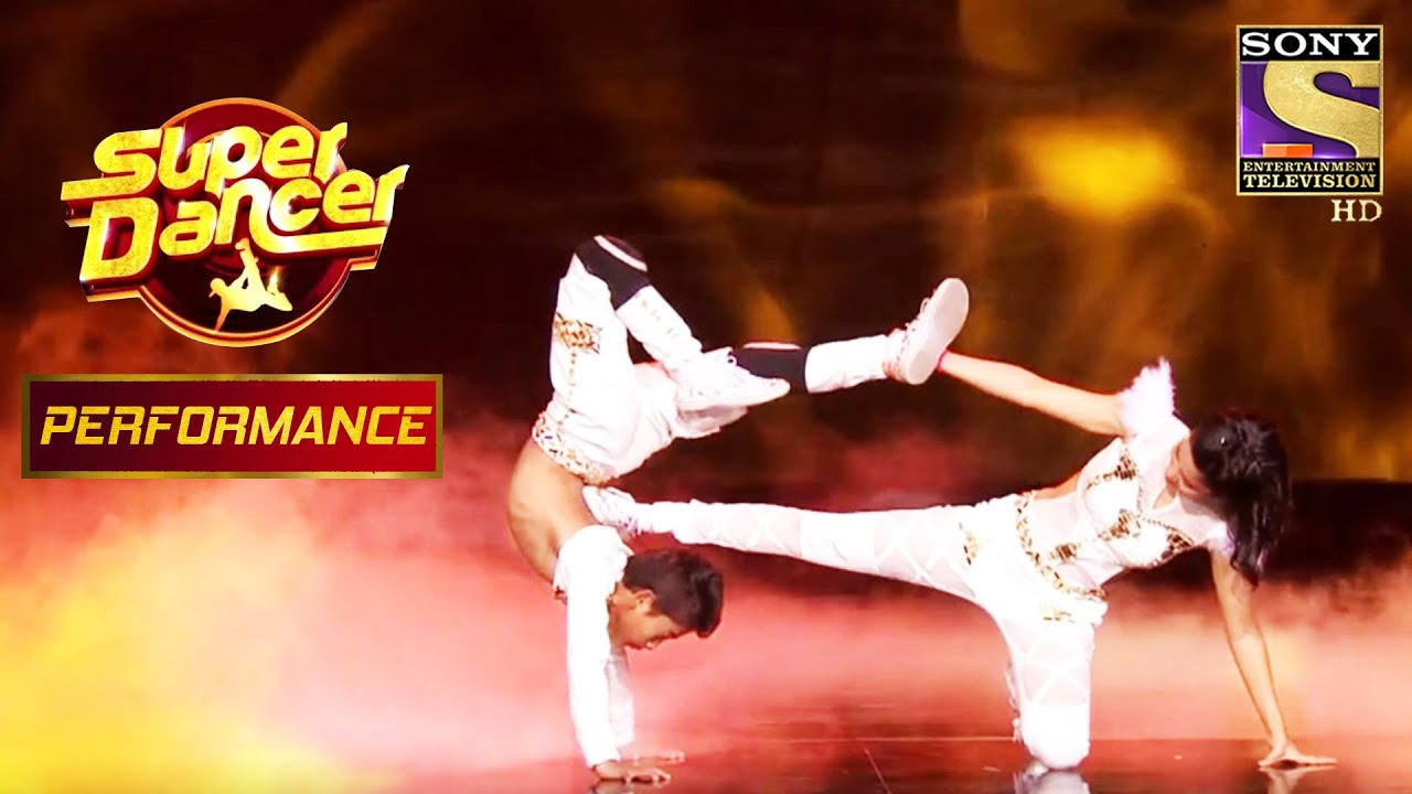 Ashish और Lipsa के 'Da Da Dasse' Performance से हुई Geeta खुश | Super Dancer Chapter 1