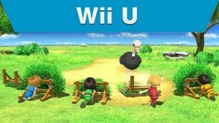 Wii Party U - Gameplay Trailer