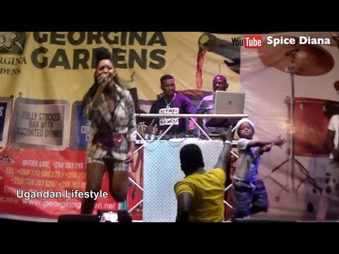 4 year old Boy pulls out Amazing dance strokes at Spice Diana Show