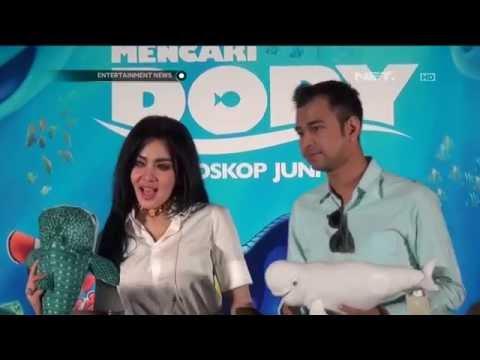 Raffi Ahmad dan Syahrini Menjadi Dubber di Film Finding Dory