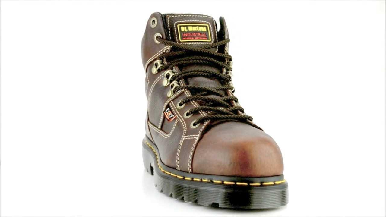 Men\'s Dr. Martens R14403201 Steel Toe Metguard Work Boot @ Steel ...