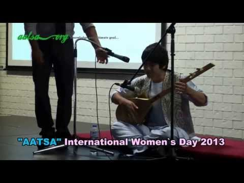 """AATSA Adelaide"" International Women`s Day 2013 (Part 1/3)"