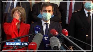 🔴  «Un confinement le week-end» à Dunkerque, annonce Olivier Véran