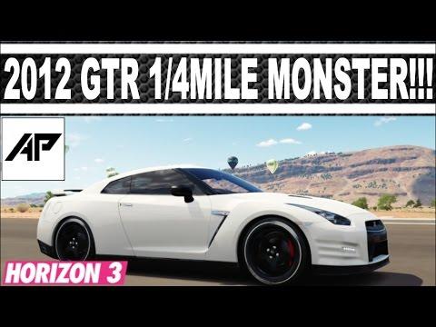 Forza Horizon 3 Ford Shelby Gt500 1 4 Mile Drag Tune Doovi