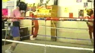 mp4 video file Roger Byrne Sparring with Simon Harris December 1993