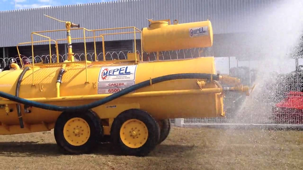 Tanque De Agua Litros Mepel Com Plataforma Para