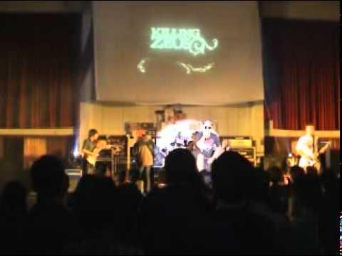 KILLING ZEUS - Mengadili persepsi (Seringai cover)