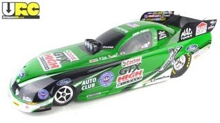 Traxxas 1/8th scale Funny Car Reviewed