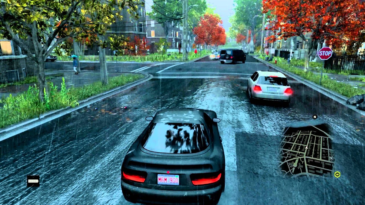 Watch Dogs  Max Settings Pc