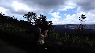 Volcano Hawaii Island 10-13-2018