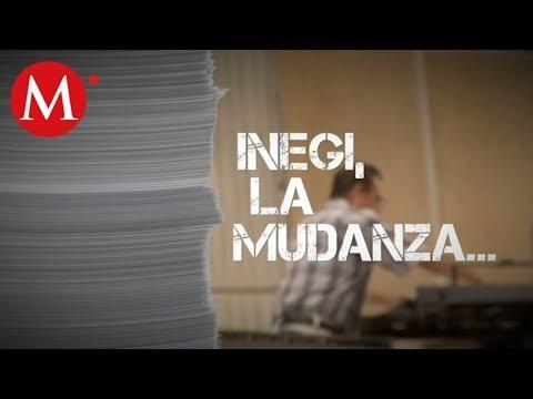 INEGI, La Mudanza de 1986 |Especiales Milenio
