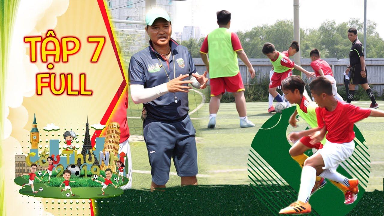 Cuộc hội ngộ đầy kịch tính của HLV Hồng Sơn với Cầu Thủ Nhí các mùa | Cầu Thủ Nhí 2019 | Tập 7