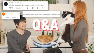 Why did we stop making videos on our main channel?   Q&A
