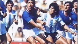 1982W杯 イタリアの守備戦術