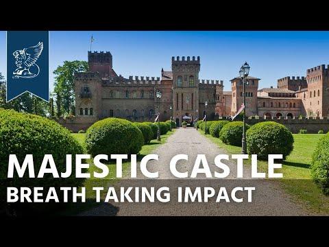 Majestic Italian castle for sale | Milan, Italy - Ref. 0562