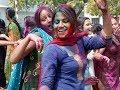 Holi 2018 Kyu Khadi Khadi Tu Halle Re Gora Rajasthani Song Holi Special Choreography