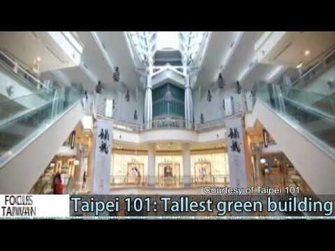 Taipei 101: Tallest green building
