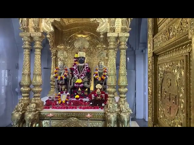 Gurugadi Sarsapuri Shangar Aarti live Darshan-Magshar sud Purnima 30 December 2020