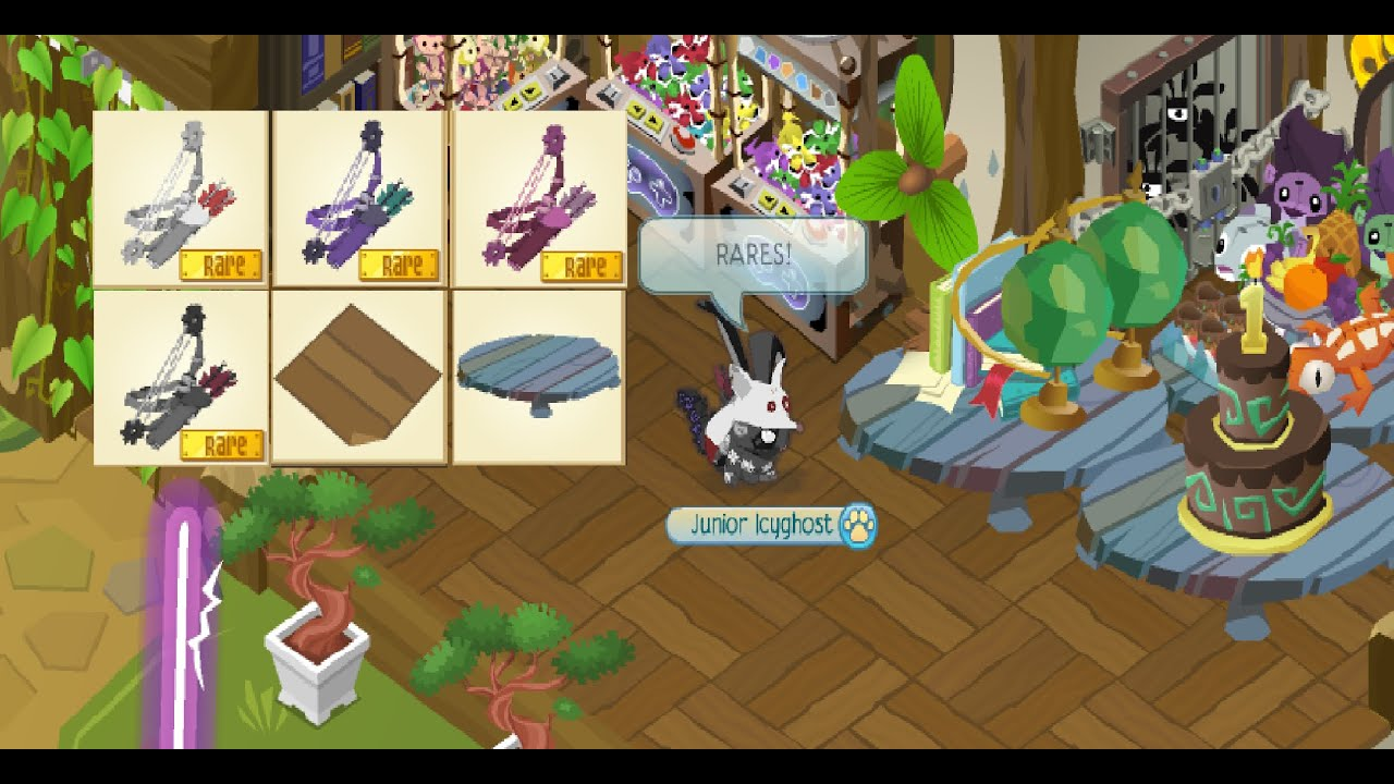 Animal Jam Cheat Codes Furniture - Year of Clean Water