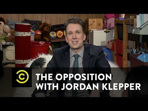 March For Our Lives vs. Brave Adults Who Do Nothing - The Opposition w/ Jordan Klepper